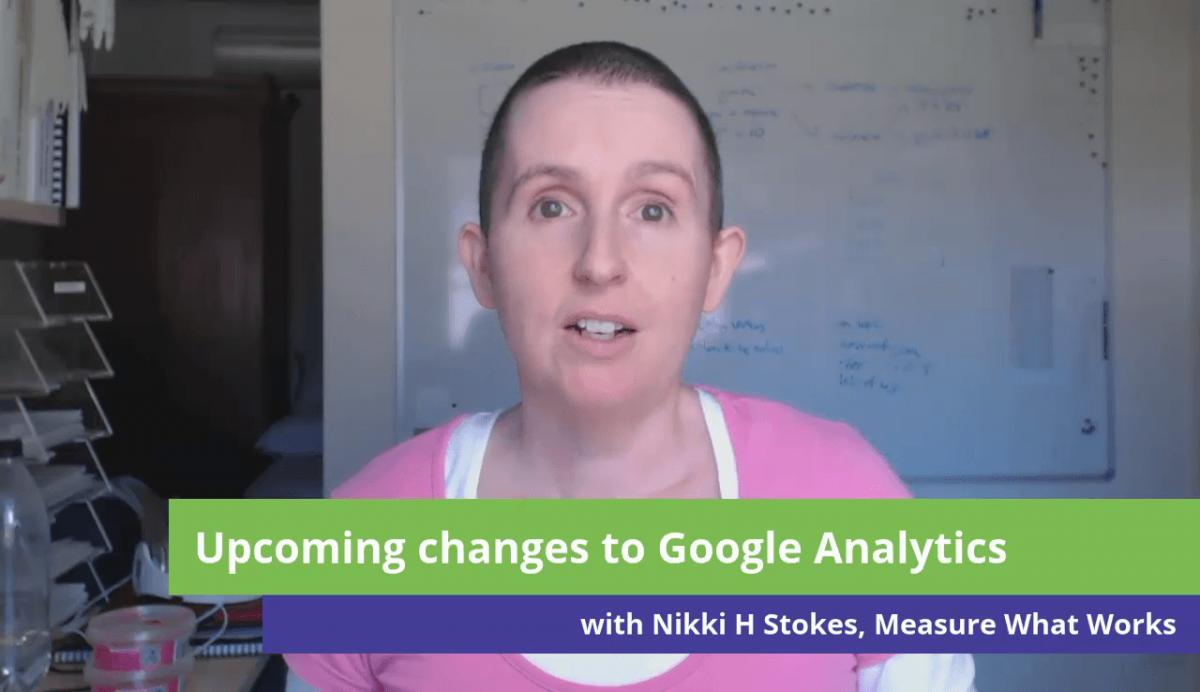 Video - Google Analytics Interface Update