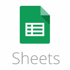 Google Sheets / Excel