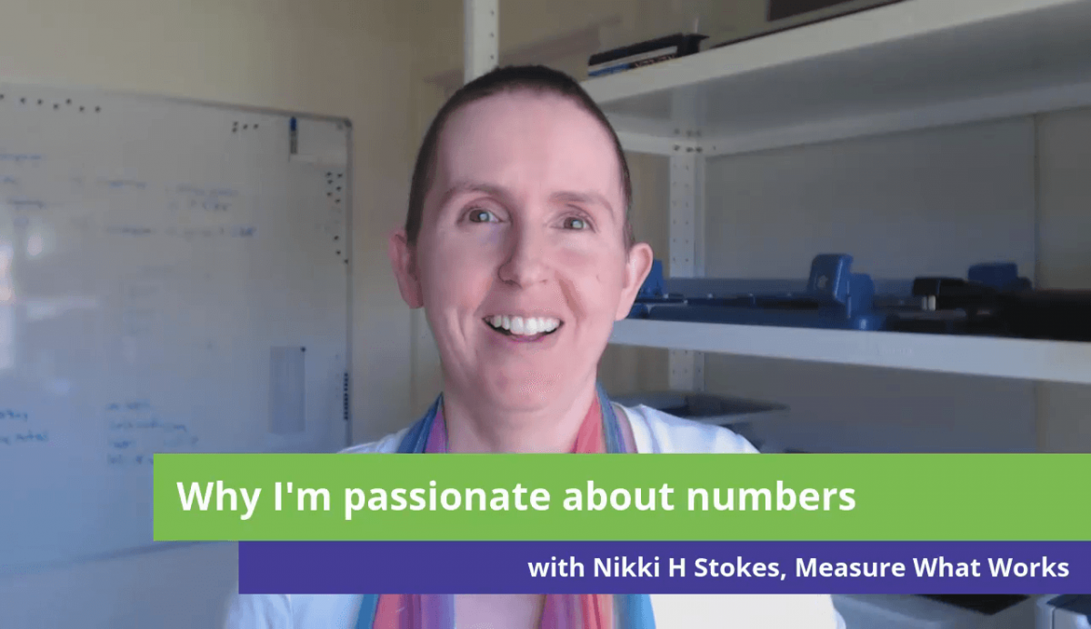 Video - My Numbers Passion